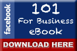 Facebook for Business 101 eBook